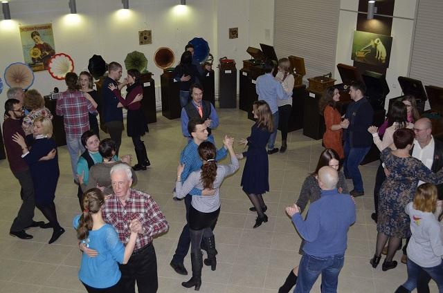 Танцевальный мастер-класс на мероприятие